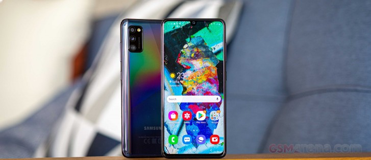 Samsung Galaxy A42 5G already in the pipelines  Samsung Galaxy A42 Will Be The Upcoming Budget 5G Smartphone gsmarena 002