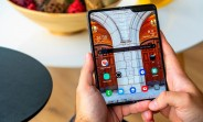 Samsung Galaxy Fold update brings 4K@60fps recording to selfie camera