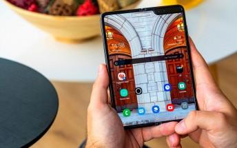Samsung Galaxy Fold update brings 4K@60fps recording to selfie camera