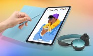 Samsung bundles Galaxy Tab S6 Lite with free AKG Y500 headphones in the UK and Ireland