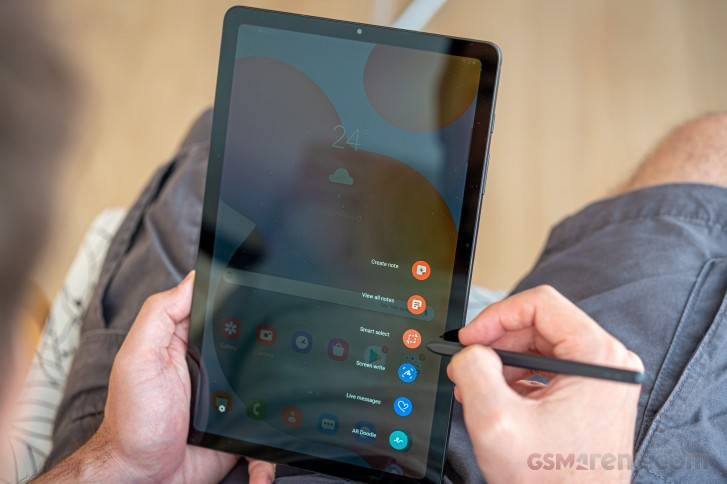Samsung Galaxy Tab S6 Lite hands-on review
