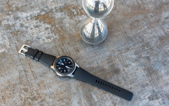 Latest Samsung Galaxy Watch3 leak reveals its display size and battery capacity