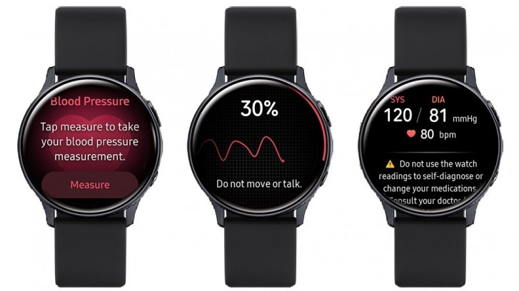 Samsung launches blood pressure monitoring app in S