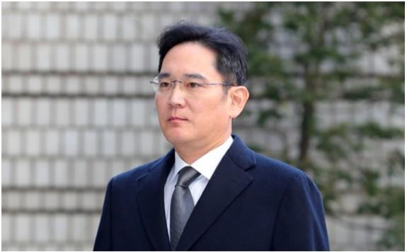 Samsung Electronics vice chairman and de facto head Lee Jae-yong