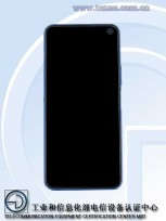 iQOO Z1x images shared on TENAA's website