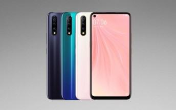 vivo Z5x (2020) launched in China with SD 712