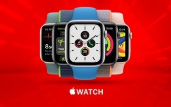 Vodafone India customers can now use their mobile number with their Apple Watch