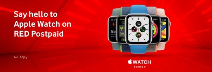 Vodafone Idea customers can now use their mobile number with their Apple Watch