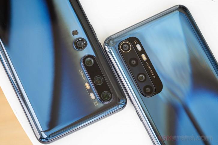 Xiaomi Mi Note 10 Lite in for review - GSMArena.com news
