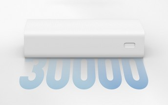 Xiaomi Mi Power Bank 3 unveiled with 30,000 mAh capacity, 18 W output and 24 W input