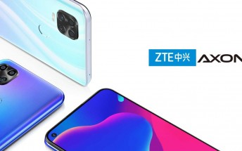 ZTE Axon 11 SE 5G is official with Dimensity 800