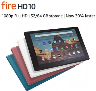 Amazon Fire HD10