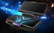 Asus ROG Phone 3 accessories leak, Kunai Gamepad and Armor case feature new designs