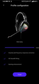 Headphone presets