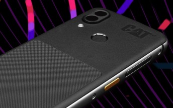 Cat teases S62 Pro with improved thermal camera