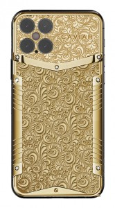 Caviar iPhone 12 Pro Victory Pure Gold