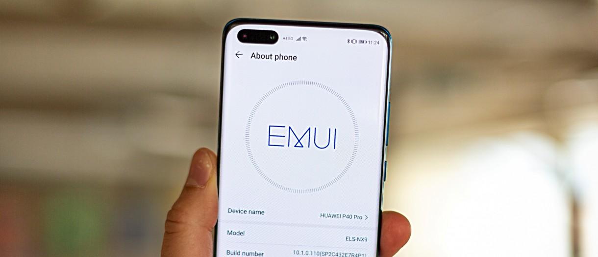 EMUI 11 coming in Q3 2020 - GSMArena.com news