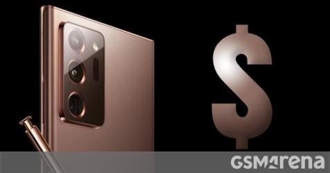 Galaxy Note20 và Note20 + sẽ rẻ hơn bộ đôi Note10, báo cáo phương tiện truyền thông Hàn Quốc