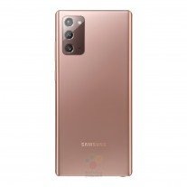 Samsung Galaxy Note20 in Mystic Bronze