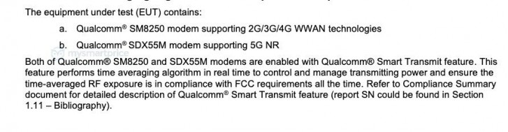 Samsung Galaxy Note20 Ultra goes through the FCC with mmWave support, S865+ chipset