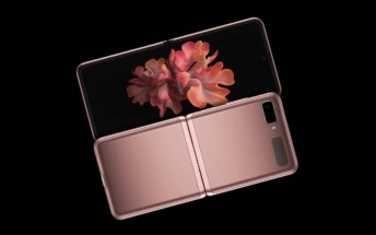 Samsung Galaxy Z Flip 5G shown off from multiple angles in new video