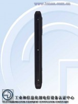 Gionee phone with 10,000 mAh battery (photos by TENAA)