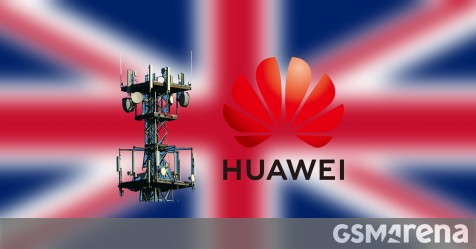 Huawei 5G network equipment banned in the UK effective December 31 - GSMArena.com news
