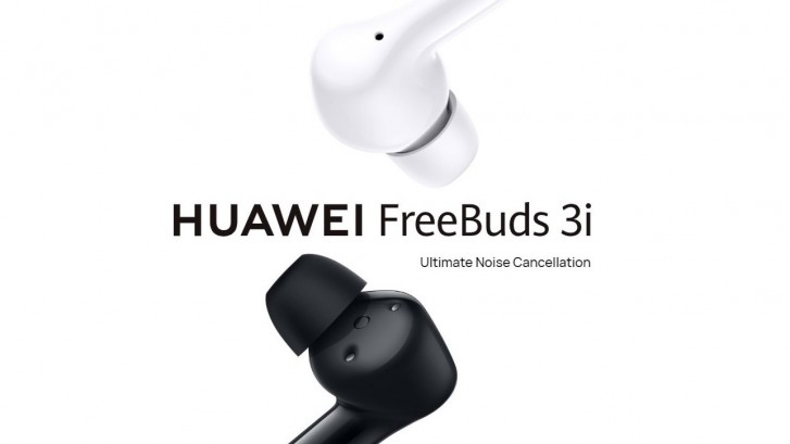 Huawei teases launch of noise cancelling earphones in India, could be the Freebuds 3i