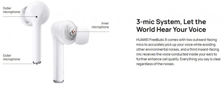 Huawei Freebuds 3i arrive in India, sales begin August 6