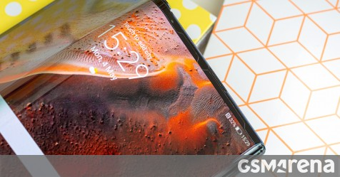 Huawei Mate X2 to have same screen as Mate X - GSMArena.com news - GSMArena.com