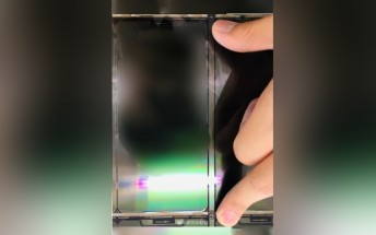 """Entry-level 5.4"""" iPhone 12's display leaks, notch remains unchanged"""