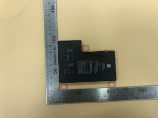 Apple A2471 and A2466 batteries images (Safety Korea)