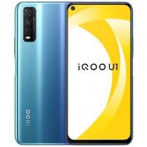iQOO U1 in Blue color