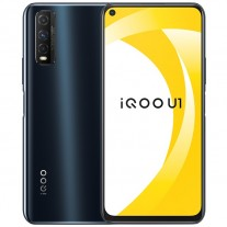 iQOO U1 in Black color