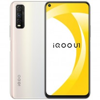 iQOO U1 in White color