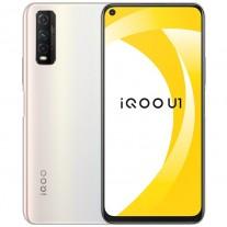 iQOO U1 in White color