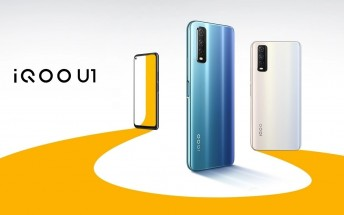 iQOO U1 goes official: Snapdragon 720G, 48MP triple camera, and 4,500 mAh battery
