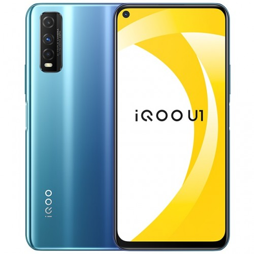 iQOO U1 goes official: Snapdragon 720G SoC, 48MP triple camera, and 4,500 mAh battery