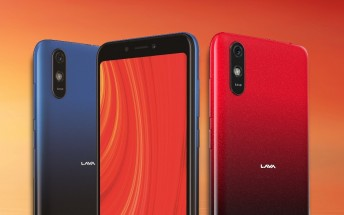 Lava Z61 Pro unveiled: 'Made in India' with a 5.45