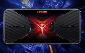 Check out the official Lenovo Legion Pro images