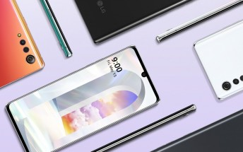 LG will update older flagships with the Velvet UI, starting with the LG V50 ThinQ
