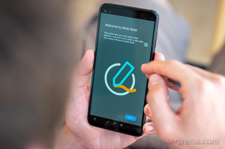 Our Motorola Moto G Pro (aka G Stylus) is up
