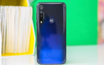 Moto G8 Plus is now receiving Android 10 update