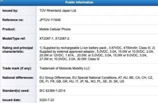 The TUV listing