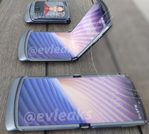 First Motorola Razr 2020 renders appear