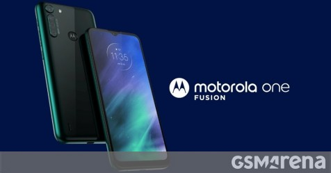 Motorola One Fusion announced: Snapdragon 710 SoC, 48MP quad camera, and notched display