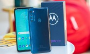 Motorola One Fusion+ in for review