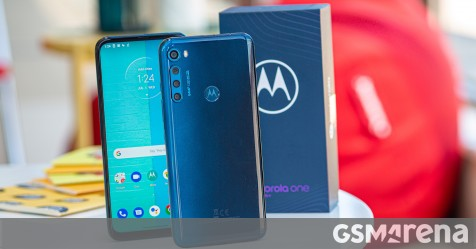 Motorola One Fusion announced with Snapdragon 710