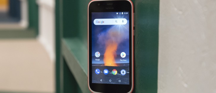 Nokia 1 from 2018 is now receiving the update to Android 10 (Go Edition)