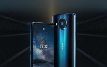Nokia 8.3 5G sales in Switzerland scheduled to start in September